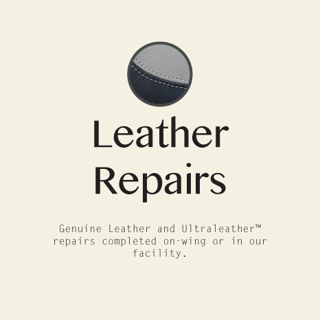 Aircraft Plastics- Aircraft Plastic and Leather repair